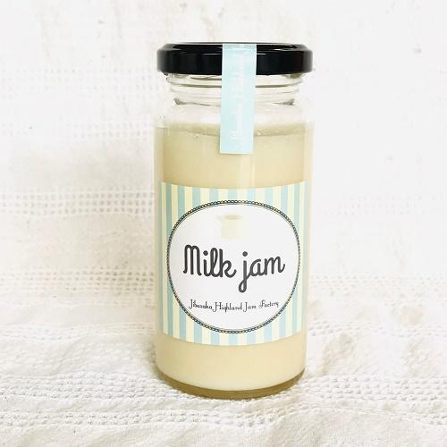 ミルクジャム、無添加ジャム、お取り寄せジャム、人気ジャム
